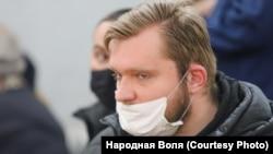 Григорий Азаренок на суде