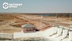 Аральское море и его рыбацкие поселки медленно, но оживают