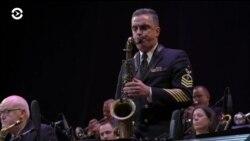 Вот уже почти сто лет военные моряки США играют джаз