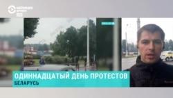 ОМОН приехал к МТЗ, где рабочие хотели бастовать, есть двое задержанных
