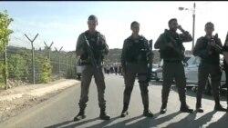 Вооруженный палестинец застрелил трех израильтян на Западном берегу реки Иордан