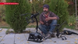 Стимпанк-мастер из Кыргызстана: художник делает скульптуры из железного мусора