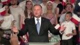 Анджей Дуда выиграл выборы президента Польши, но с минимальным отрывом