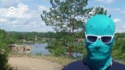 Cleanerman: The Russian Superhero Who Battles Trash