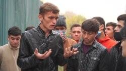 Таджикистанские студенты российских вузов требуют выпустить их из страны на учебу
