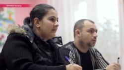 """""""Хоть научимся читать и писать"""": ужгородские цыгане пошли первый класс вместе с детьми"""