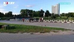 Минск вышел за студентов. Вечер с Тимуром Олевским
