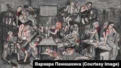 Иллюстрация Варвары Панюшкиной