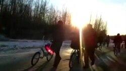 Из России в Норвегию на велосипеде