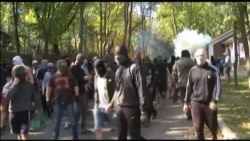 Беспорядки и нападения радикалов в Харькове