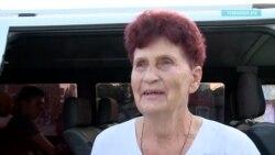 Мать Олега Сенцова встретилась с сыном