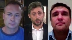 Экс-глава МИД и переговорщик от Донбасса обсуждают всеукраинский опрос Зеленского