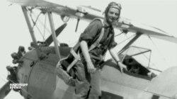 Бернис Фалк - женщина с крыльями