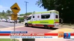 В жилом доме в Австралии убиты восемь детей